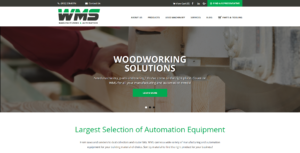 Home - Wood Machinery Systems - WMS Manufacturing & Automation - Minnetonka, MN 2016-09-06 16-12-45